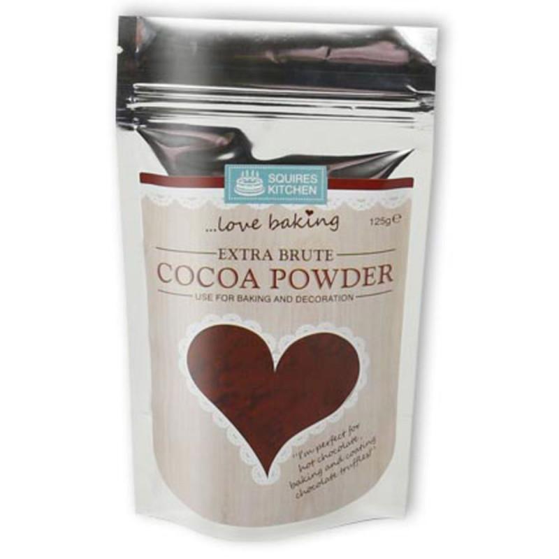 Cacao en polvo 100% puro Squires Kitchen