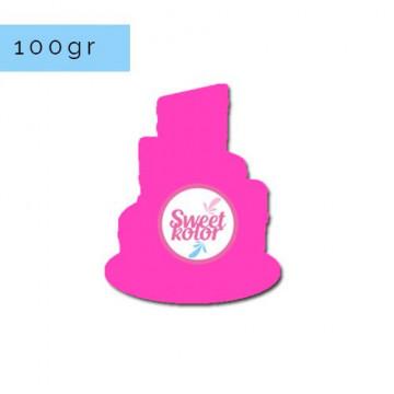 Fondant Fucsia 100 gr Sweet Kolor