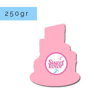 Fondant Rosa 250 gr Sweet Kolor