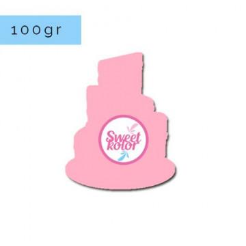 Fondant Rosa 100 gr Sweet Kolor