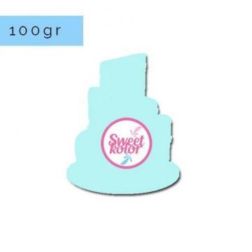 Fondant Azul cielo 100 gr Sweet Kolor
