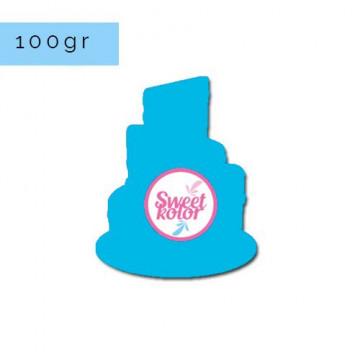 Fondant Azul 100 gr Sweet Kolor