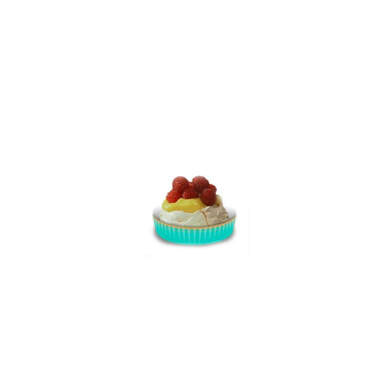 Cápsulas para dulces lunares blanco/rojo Wilton [CLONE]