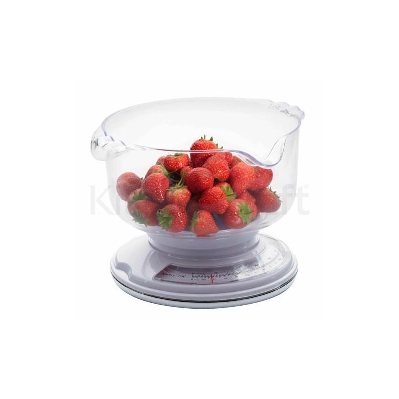 Báscula de cocina 3kg Kitchen Craft