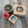 Pack de 2 cajas de tartas 27 x 27 cm Nordic Ware