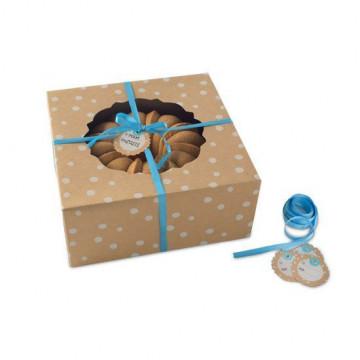 Pack de 2 cajas de tartas 27 x 27 cm Nordic Ware [CLONE]