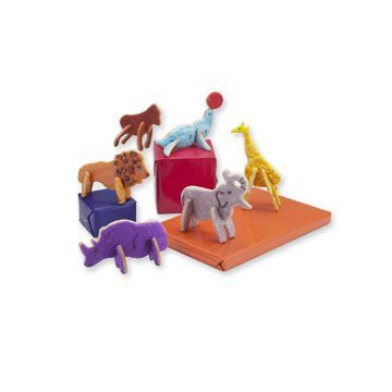 Cortante galletas 3D Zoo Animal Nordic Ware