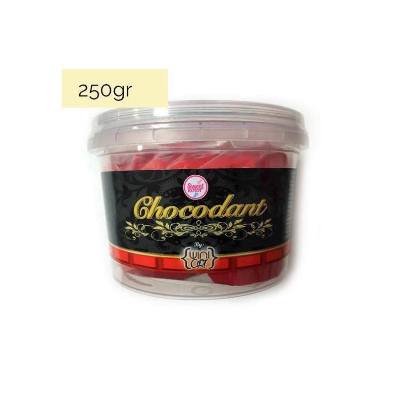 Chocodant Rojo 250gr