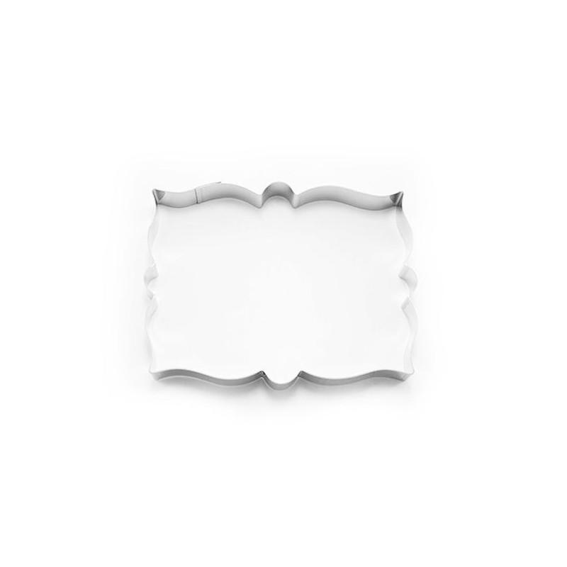 Cortante galleta Placa Filigrana 9 [CLONE]