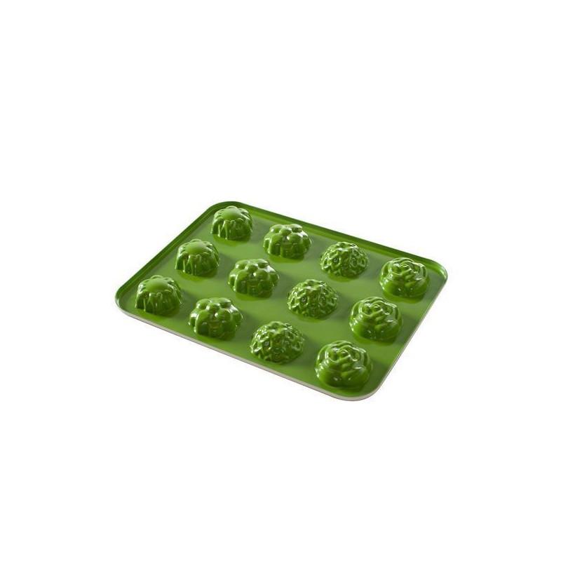 Molde mini bundt cake 12 cavidades Amarillo Nordic Ware [CLONE]