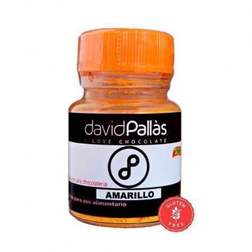 Colorante para chocolate Amarillo David Pallás