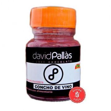 Colorante para chocolate burdeos David Pallás