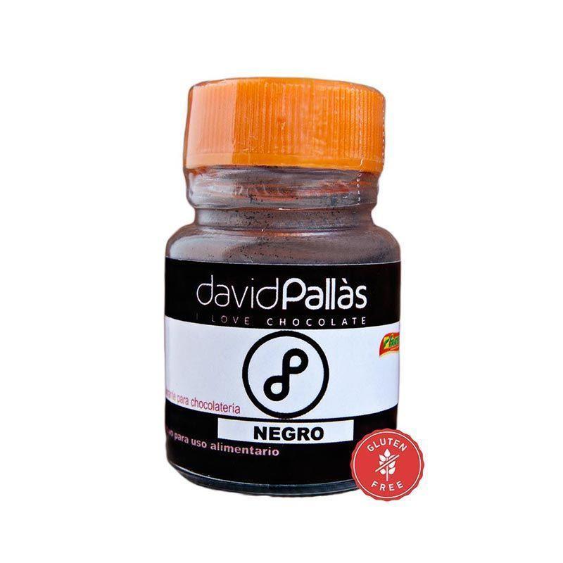 Colorante para chocolate naranja David Pallás
