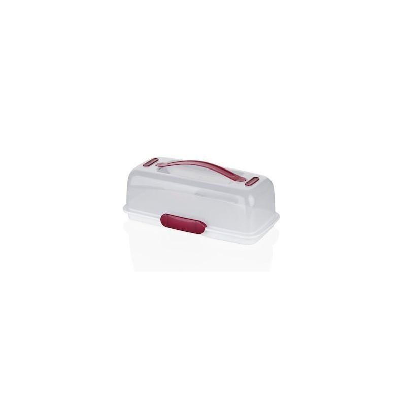Caja transportadora rectangular Tescoma