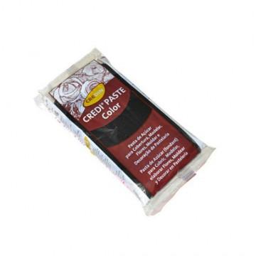 Fondant listo para usar Negro 1kg Credipaste