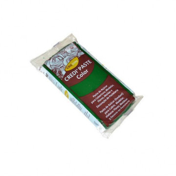 Fondant listo para usar Verde 1kg Credipaste