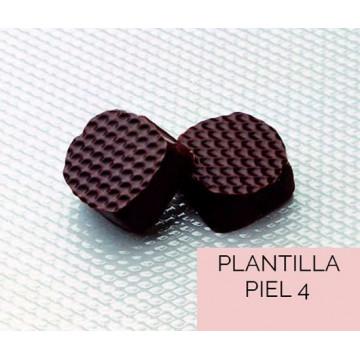 Plantilla texturizadora Piel 4 Martellato