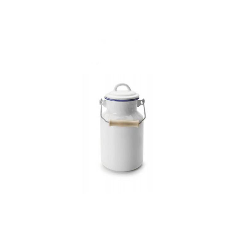 Lechera esmaltada Blanca 0.4l [CLONE]