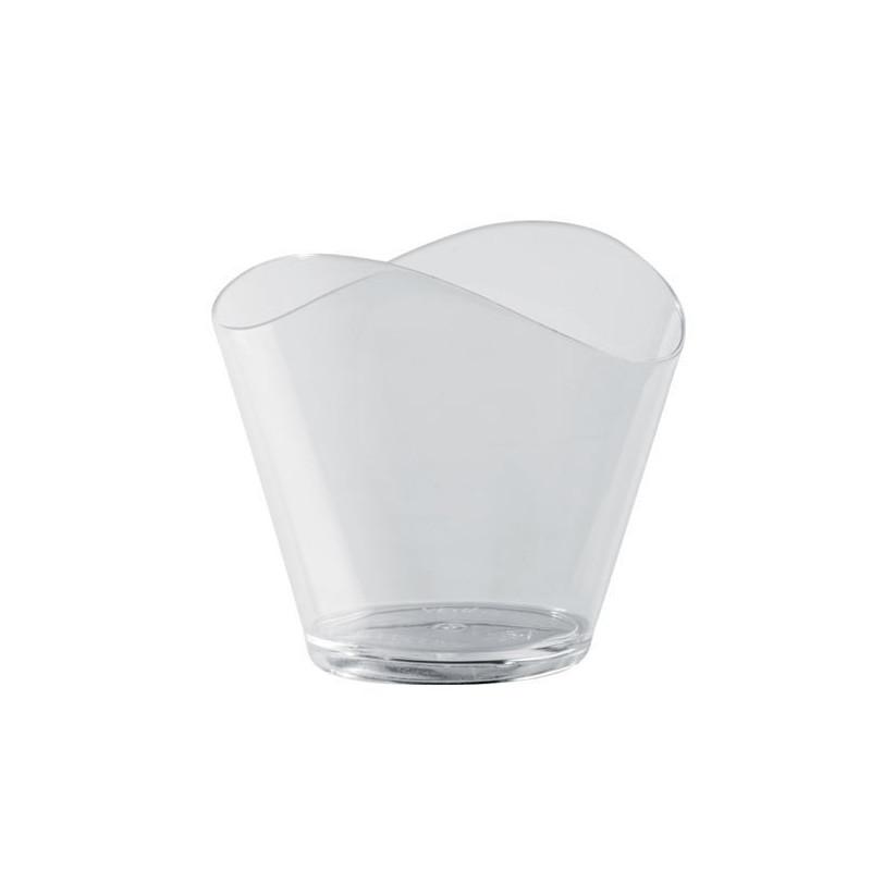 Pack de 10 Vasitos Cuadrados de Poliestileno [CLONE] [CLONE]