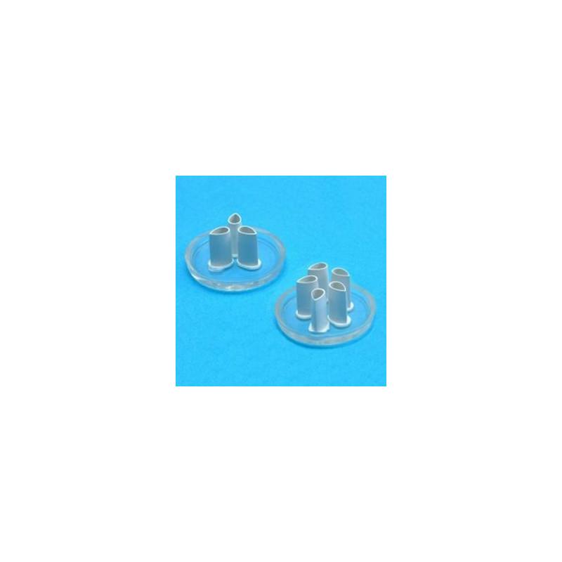 Perforador Hojales Bordados 3 Petalos y Hoja de petalos PME