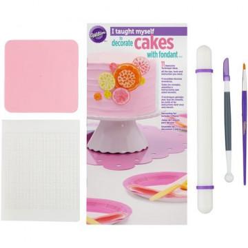 Kit para aprender solo a hacer Cupcakes Wilton [CLONE]