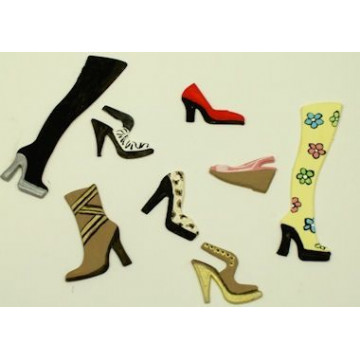 Cortante Clikstix Botas y Zapatos