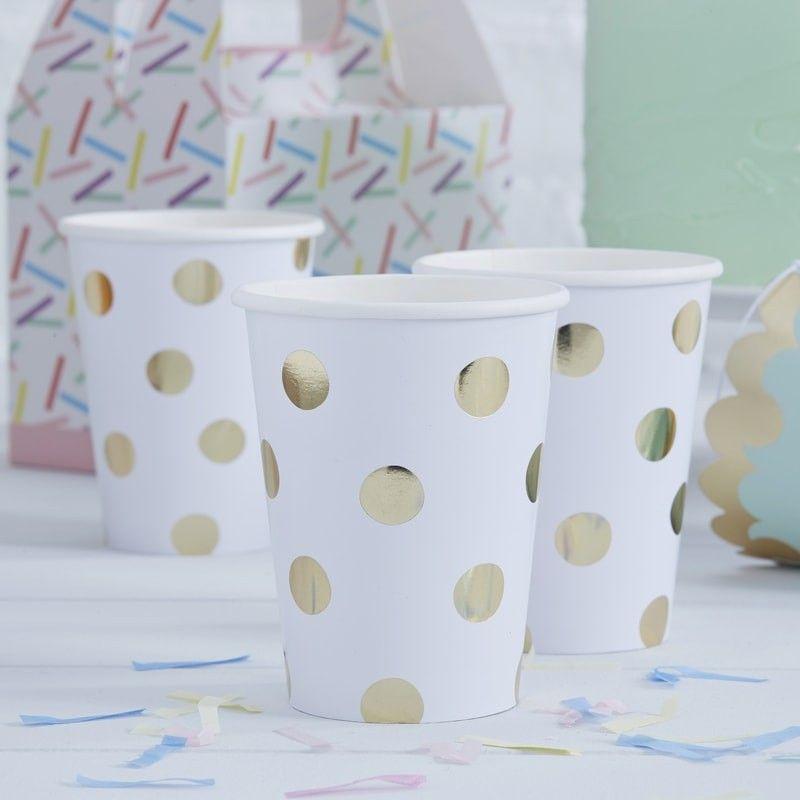 Vasos de papel Flores Vintage [CLONE] [CLONE] [CLONE]