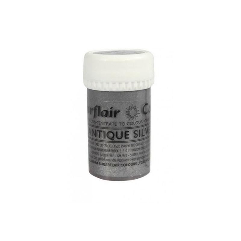 Colorante en pasta satinado Oro Sugarflair [CLONE]