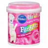 Frosting Crema de relleno con Confeti Azul Funfetti Pillsbury [CLONE]