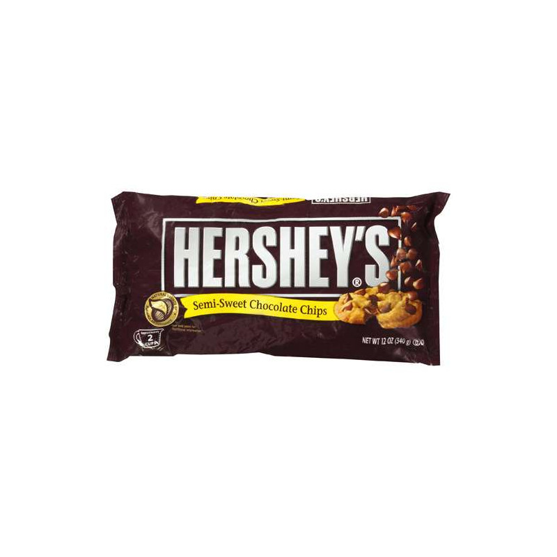 Chips de Chocolate Hershey´s Semi-Sweet Choc Chips
