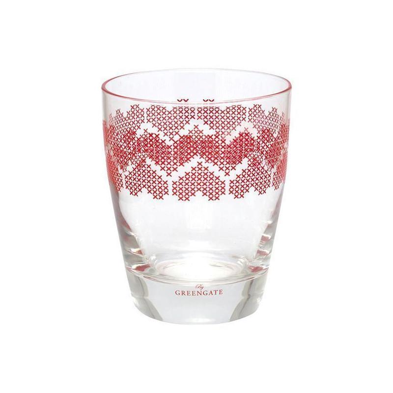 Vaso de cristal Shirley Linen Green Gate [CLONE]