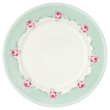 Plato de cerámica Betty Mint Green Gate