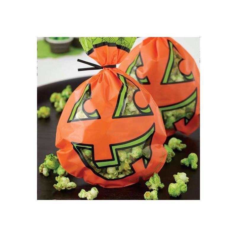 Pack de 20 bolsas Araña Halloween Wilton [CLONE]