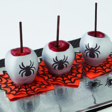 Pack de 10 Tapetes Tela de Araña Halloween Wilton [CLONE]