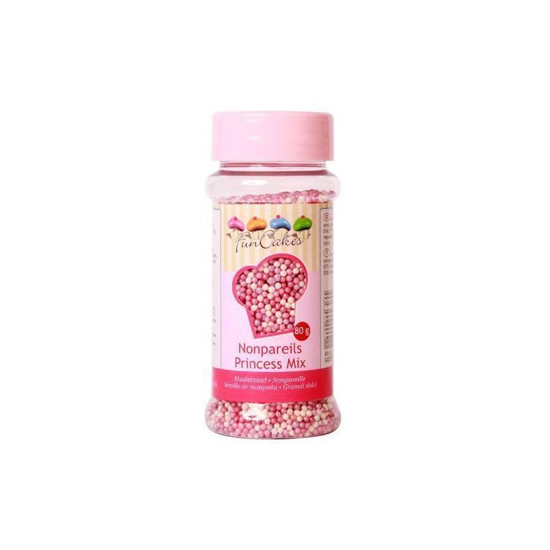Sprinkle Perlas de azúcar Princess Funcakes