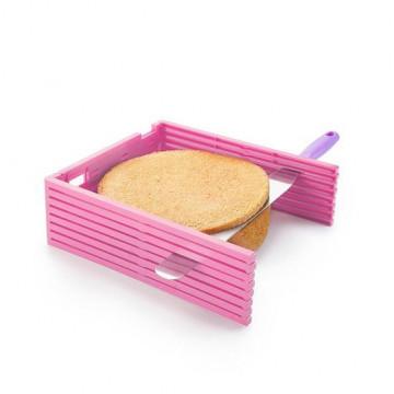 Guía para cortar un bizcocho en capas Ibili