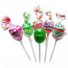 Chupa Chups con chicle sabores Charms Blow