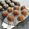 Molde 12 cavidades Pumpkin Patch Pan Nordic Ware