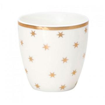 Tazón de leche Estrellas Oro Nova Gold Green Gate [CLONE]
