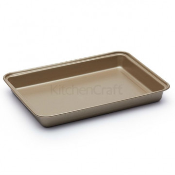Molde rectangular  de 27.5 x 20 cm Paul Hollywood Kitchen Craft [CLONE] [CLONE] [CLONE]