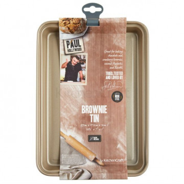 Molde rectangular  de 27.5 x 20 cm Paul Hollywood Kitchen Craft [CLONE] [CLONE] [CLONE]