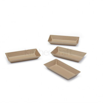 Pack de 4 Tartaletas Rectangulares Paul Hollywood Kitchen Craft