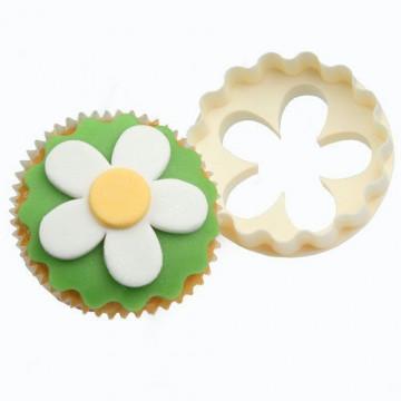 Cortante doble para cupcakes Flor FMM