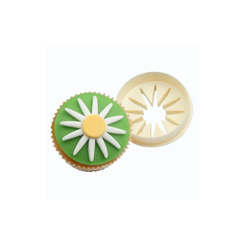 Cortante doble para cupcakes Margarita FMM