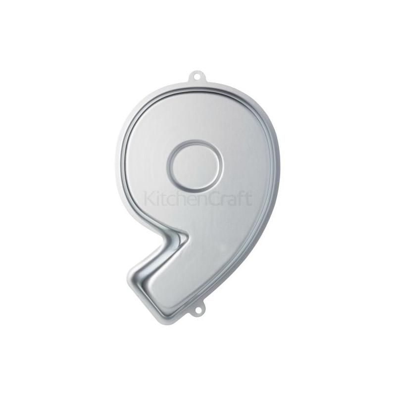 Molde de bizcocho número 0 Kitchen Craft [CLONE] [CLONE] [CLONE] [CLONE] [CLONE] [CLONE] [CLONE]