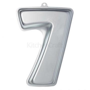 Molde de bizcocho número 7 Kitchen Craft