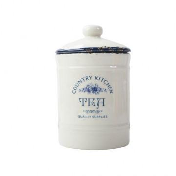 Tarro de cerámica para el té National Trust Creative Tops