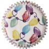 Cápsulas mini cupcakes Estrella Plata Navidad Wilton [CLONE] [CLONE]