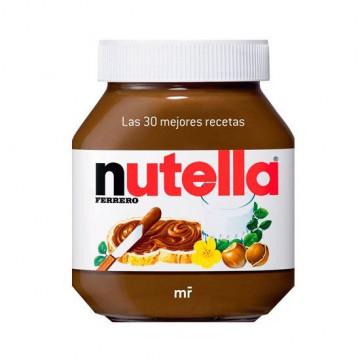 Libro Nutella las 30 mejores recetas