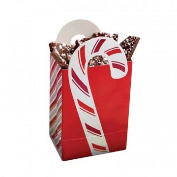 Pack de 4 cajas Bastón de Caramelo Navidad Wilton
